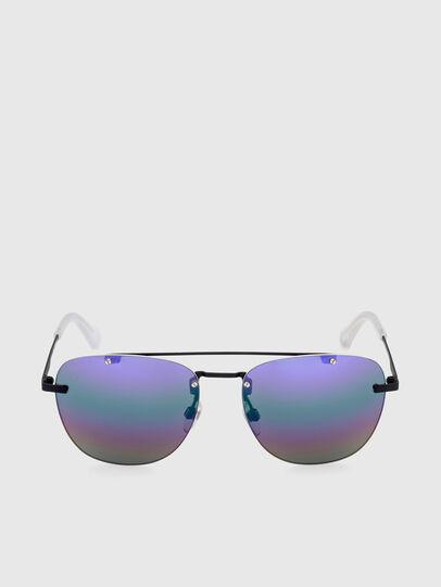 Diesel - DL0350, Black - Sunglasses - Image 1