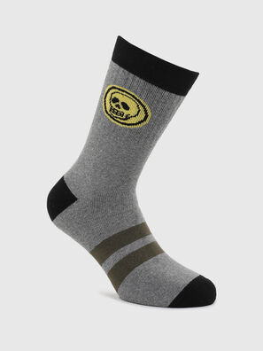 SKM-RAY, Grey - Socks
