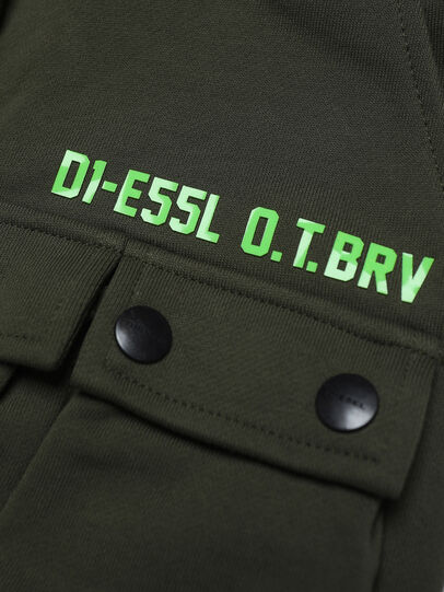 Diesel - GKIFTY, Military Green - Skirts - Image 3