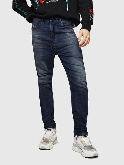 Diesel - D-Vider JoggJeans 069HV, Dark Blue - Jeans - Image 1