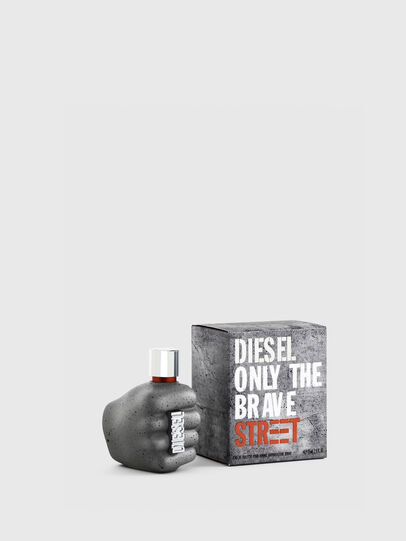 Diesel - ONLY THE BRAVE STREET 75ML, Grey - Only The Brave - Image 1