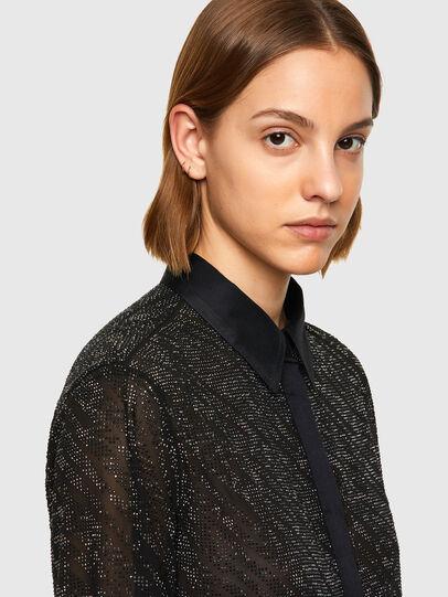 Diesel - C-MARY, Black - Shirts - Image 3