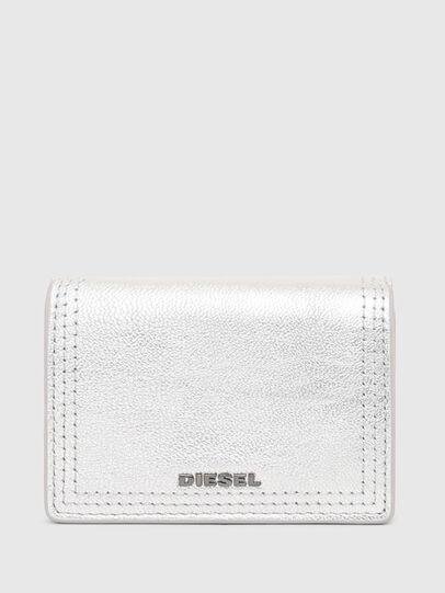 Diesel - LORETTINA, Silver - Small Wallets - Image 1