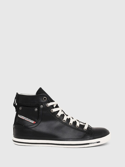 Diesel - EXPOSURE IV W, Black - Sneakers - Image 1