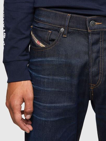 Diesel - D-Fining 09A45, Dark Blue - Jeans - Image 4