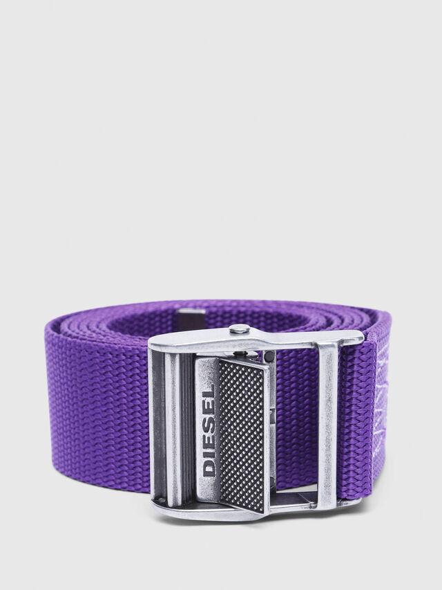 Diesel - B-ONAVIGO, Violet - Belts - Image 1