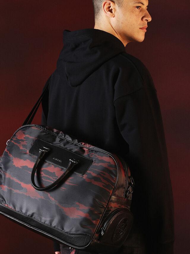 DVL-BAG, Red/Black