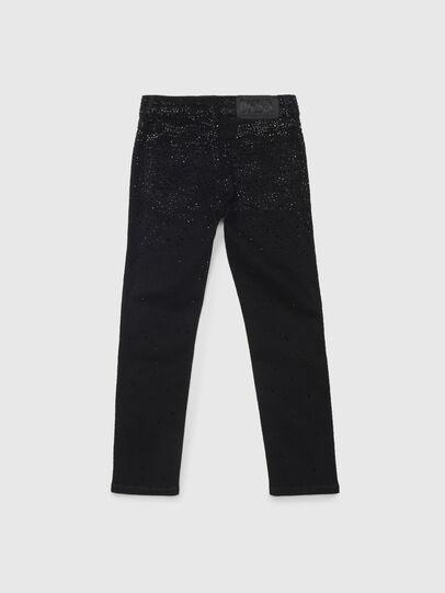 Diesel - BABHILA-J, Black/Dark grey - Jeans - Image 2