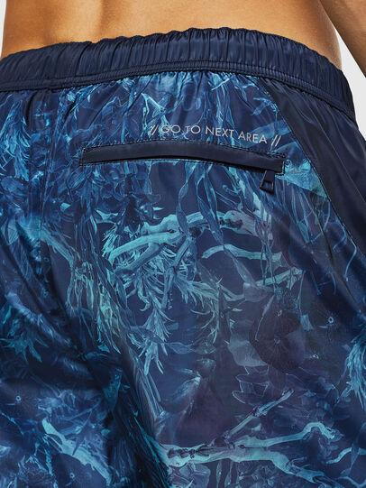 Diesel - BMOWT-DORSAL, Blue - Swim shorts - Image 4