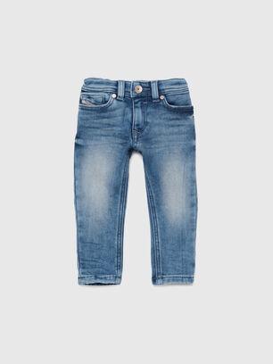 SLEENKER-B JOGGJEANS-N, Medium blue - Jeans