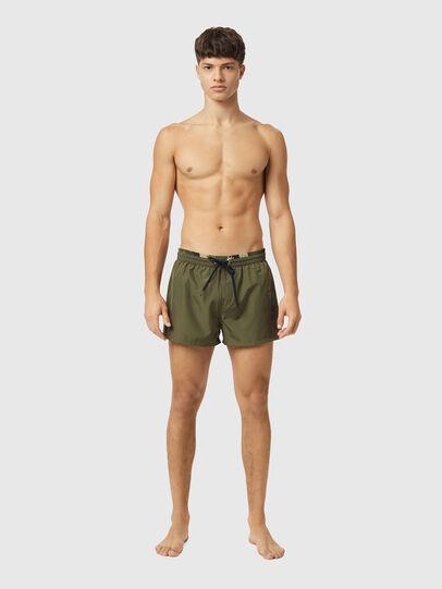 Diesel - BMBX-SANDY 2.017, Military Green - Swim shorts - Image 1