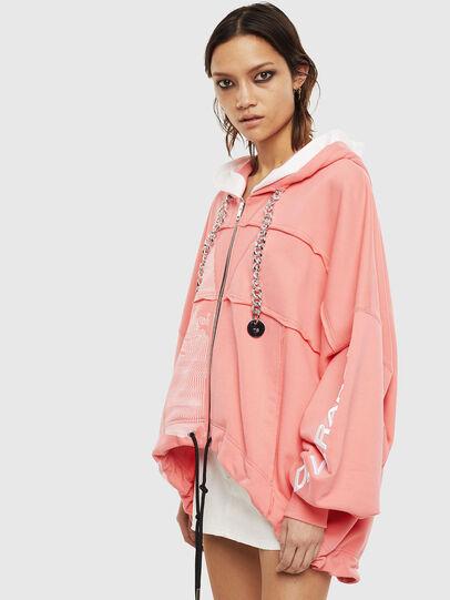 Diesel - F-BAILEY, Pink - Sweaters - Image 6