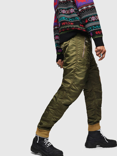 Diesel - P-LEVOKI, Military Green - Pants - Image 5