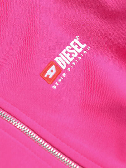 Diesel - SALBYZIP OVER, Pink - Sweaters - Image 3