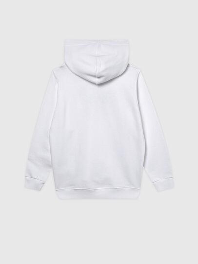 Diesel - SANGHOODKLIV, White - Sweaters - Image 2