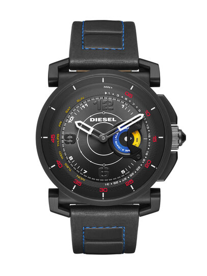 Diesel - DT1001, Black - Smartwatches - Image 2