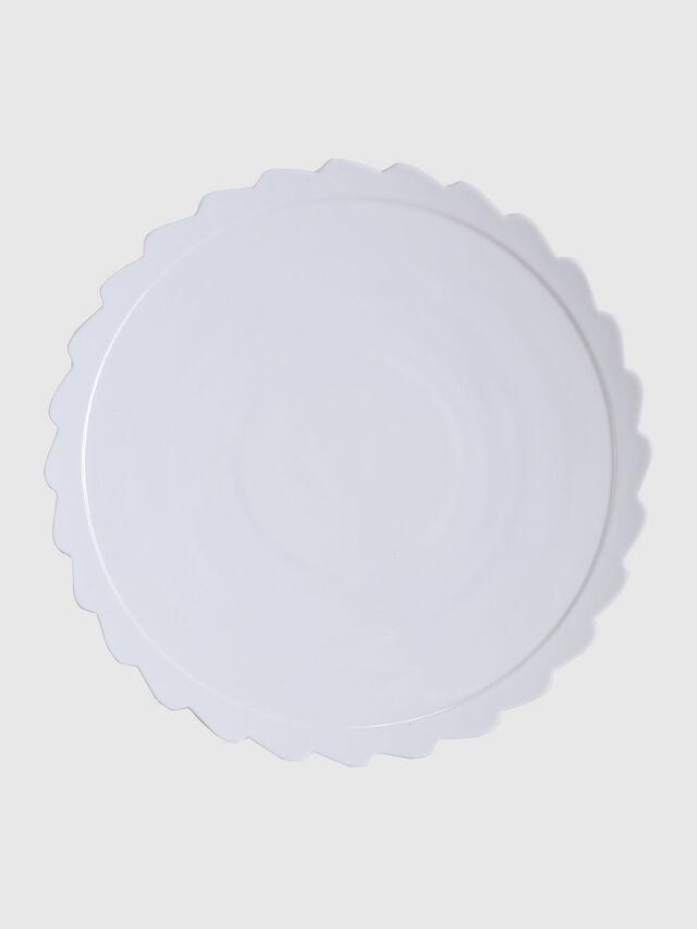 Living 10992 MACHINE COLLEC, White - Plates - Image 1