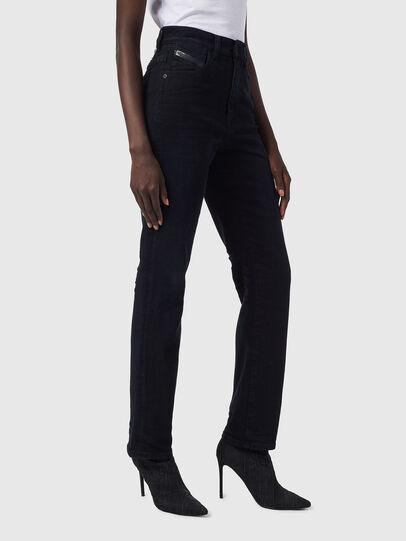Diesel - D-Arcy 09B55, Black/Dark grey - Jeans - Image 6