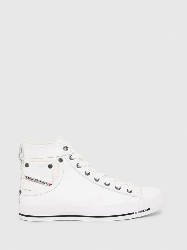Diesel EXPOSURE IV W, White - Sneakers - Image 1