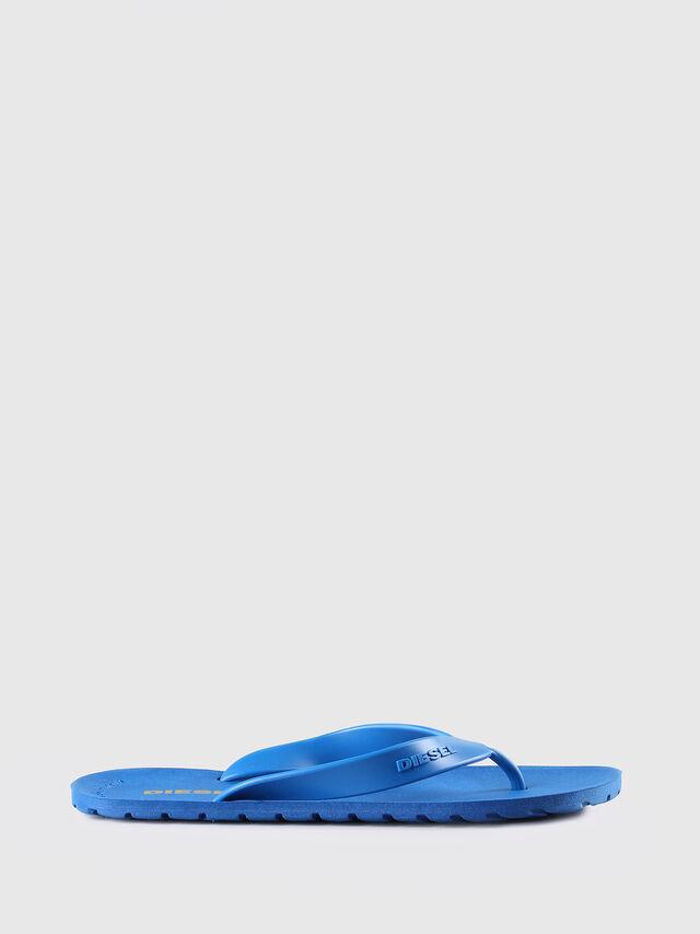 Diesel - SPLISH, Navy Blue - Slippers - Image 1