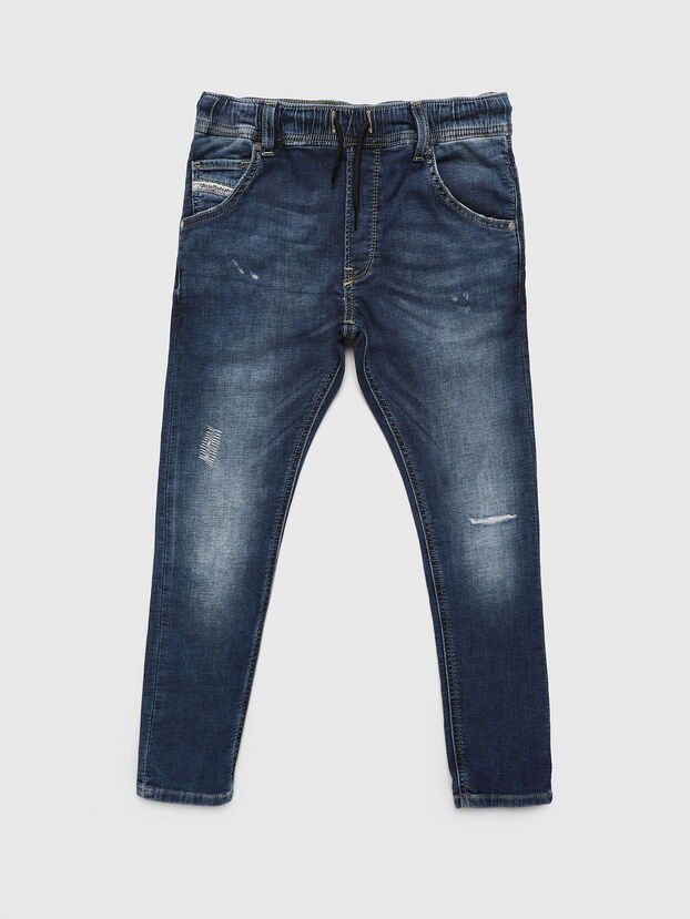 KROOLEY-JOGGJEANS-J, Medium blue - Jeans
