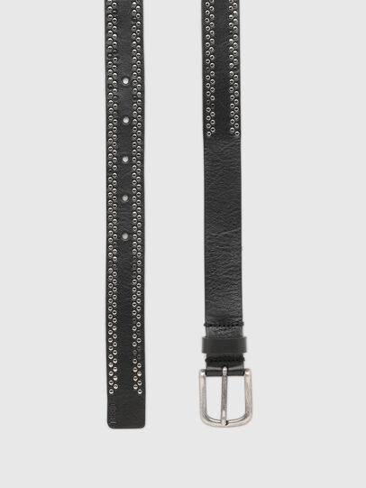 Diesel - B-INARY, Black - Belts - Image 3