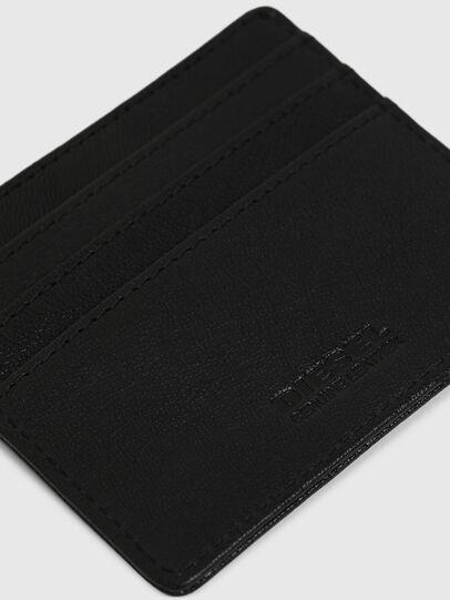 Diesel - JOHNAS I, Black Leather - Card cases - Image 3
