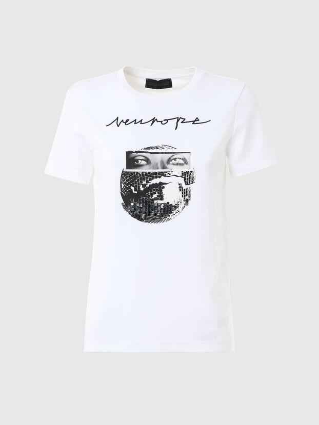 T-LYS, White - T-Shirts