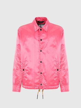 J-FOOT, Pink - Jackets