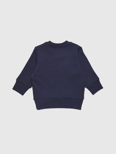Diesel - SDIEGOXB, Dark Blue - Sweaters - Image 2