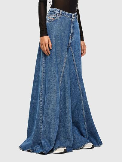 Diesel - D-Spritzz 009IJ, Medium blue - Jeans - Image 5