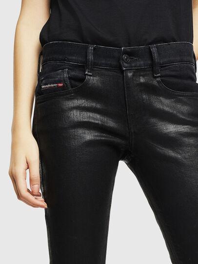 Diesel - D-Ferenz 0091G, Black/Dark grey - Jeans - Image 6