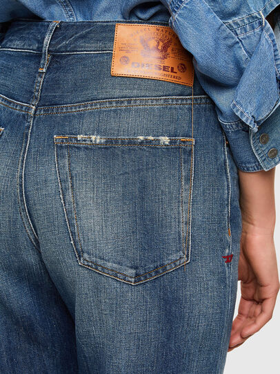 Diesel - D-Reggy 009UD, Dark Blue - Jeans - Image 4