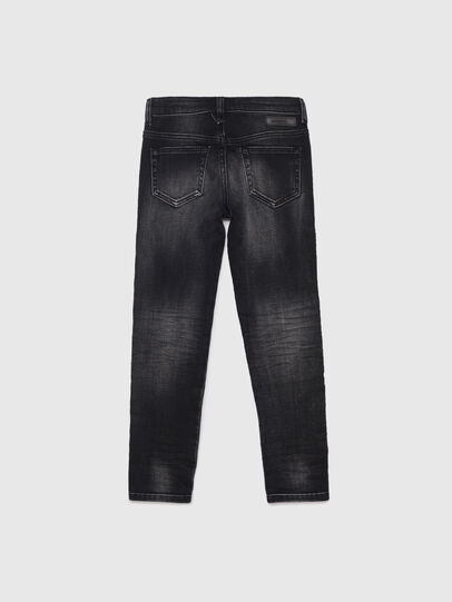 Diesel - D-SLANDY-HIGH-J JOGGJEANS, Black/Dark grey - Jeans - Image 2