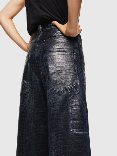 Diesel - D-Luite JoggJeans 0094R, Dark Blue - Jeans - Image 5