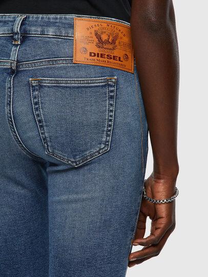 Diesel - D-Ollies JoggJeans® 069XA, Medium blue - Jeans - Image 4