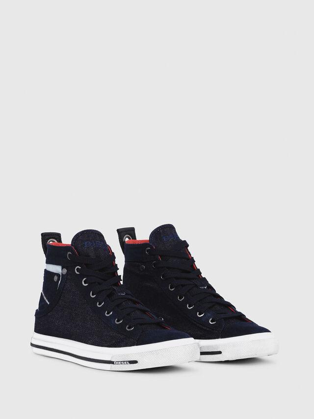 Diesel - EXPOSURE IV W, Dark Blue - Sneakers - Image 2