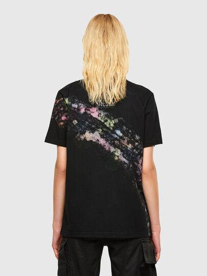 Diesel - T-JUST-A40, Black - T-Shirts - Image 2