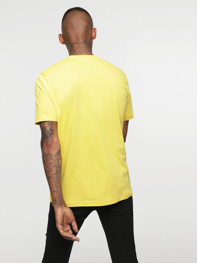 HC-T-JUST-DIVISION-B, Yellow