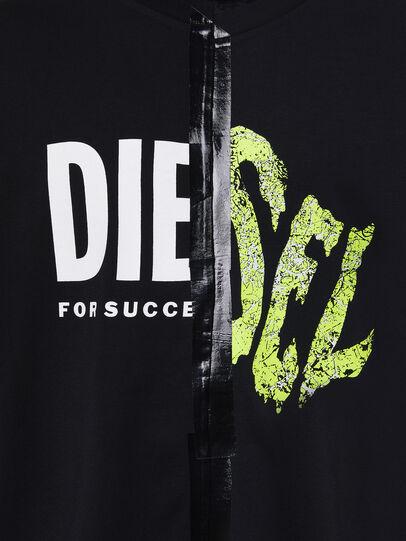Diesel - T-JUBBLE-X2, Black - T-Shirts - Image 3