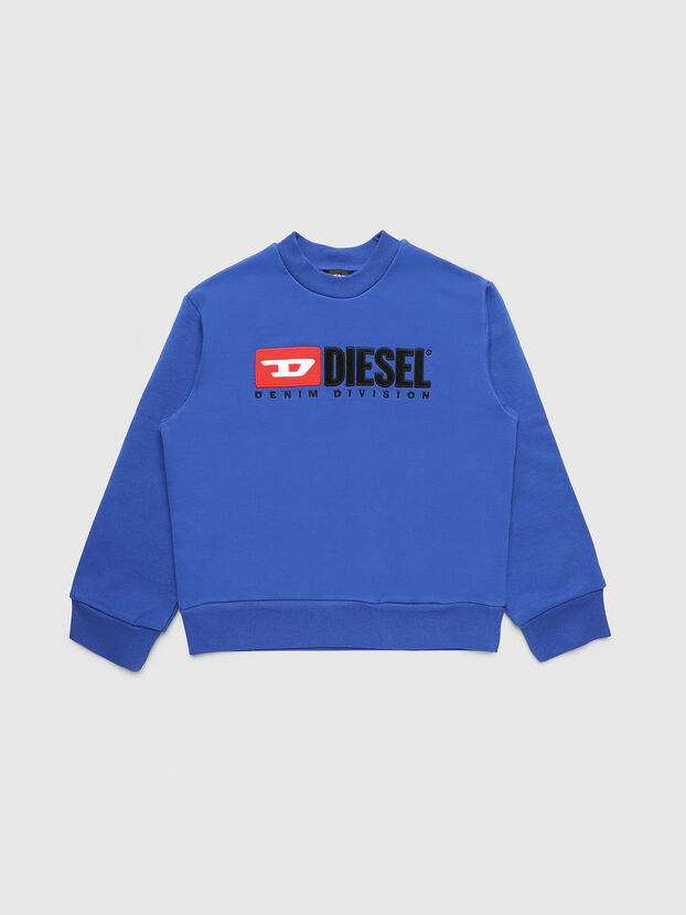 SCREWDIVISION OVER, Cerulean - Sweaters