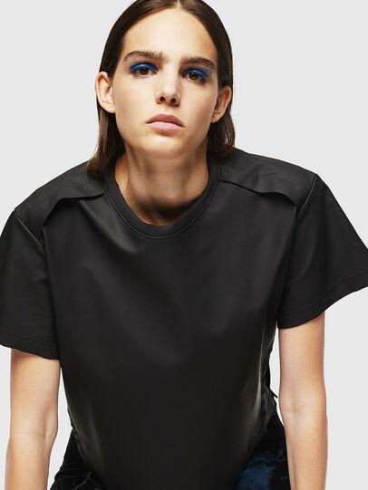 Diesel - T-DARYL, Black - T-Shirts - Image 4