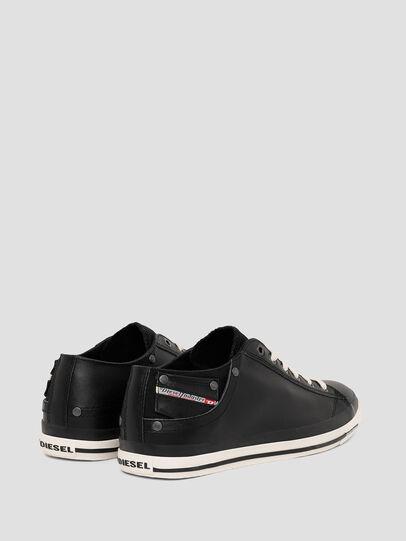 Diesel - EXPOSURE LOW I, Black - Sneakers - Image 3
