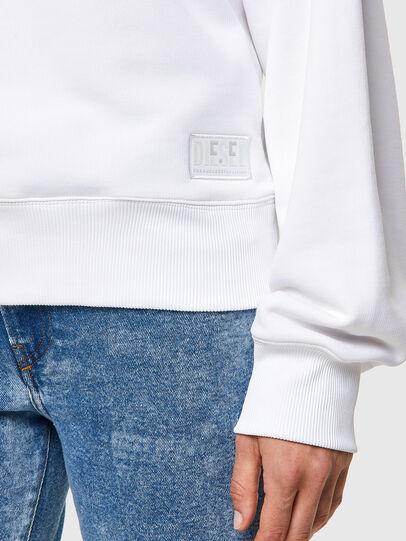 Diesel - F-LYM-C.C, White - Sweaters - Image 3