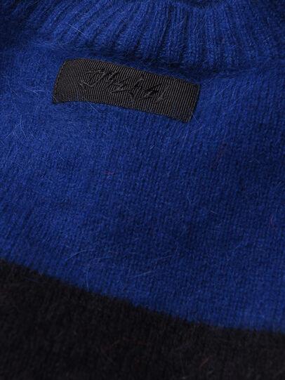 Diesel - KAIRY, Blue/Orange - Knitwear - Image 3