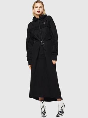 D-ILSE-ROUCHE-A, Black - Dresses