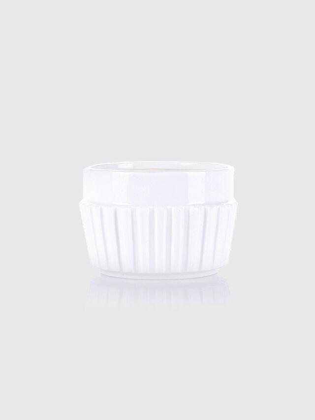 Living 10972 MACHINE COLLEC, White - Bowl - Image 1