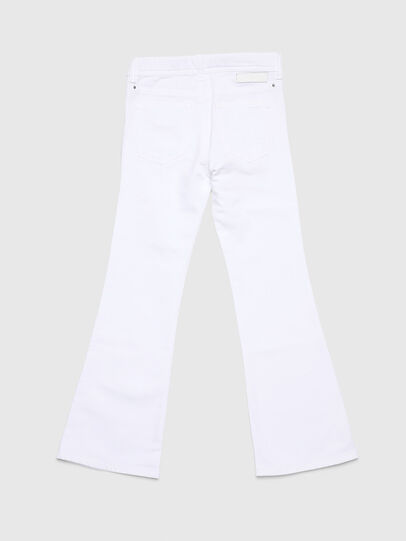 Diesel - LOWLEEH-J JOGGJEANS-N, White - Jeans - Image 2
