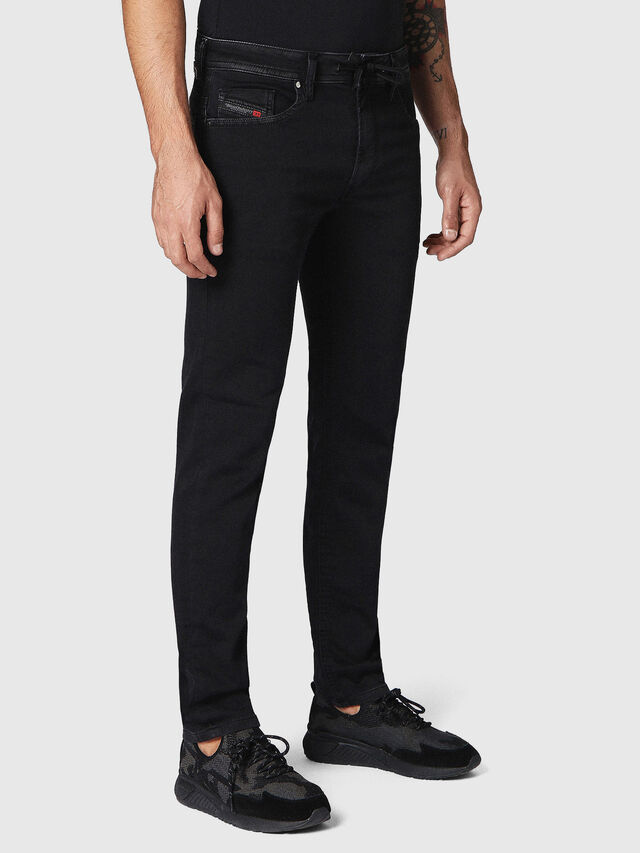 Thommer JoggJeans 0687Z, Black/Dark grey