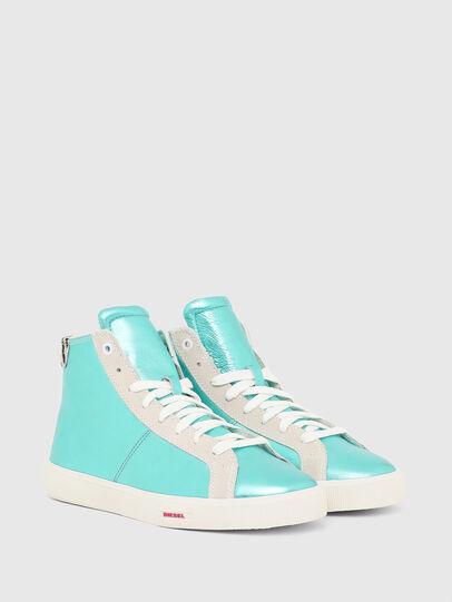 Diesel - S-MYDORI MC W, Azure - Sneakers - Image 2
